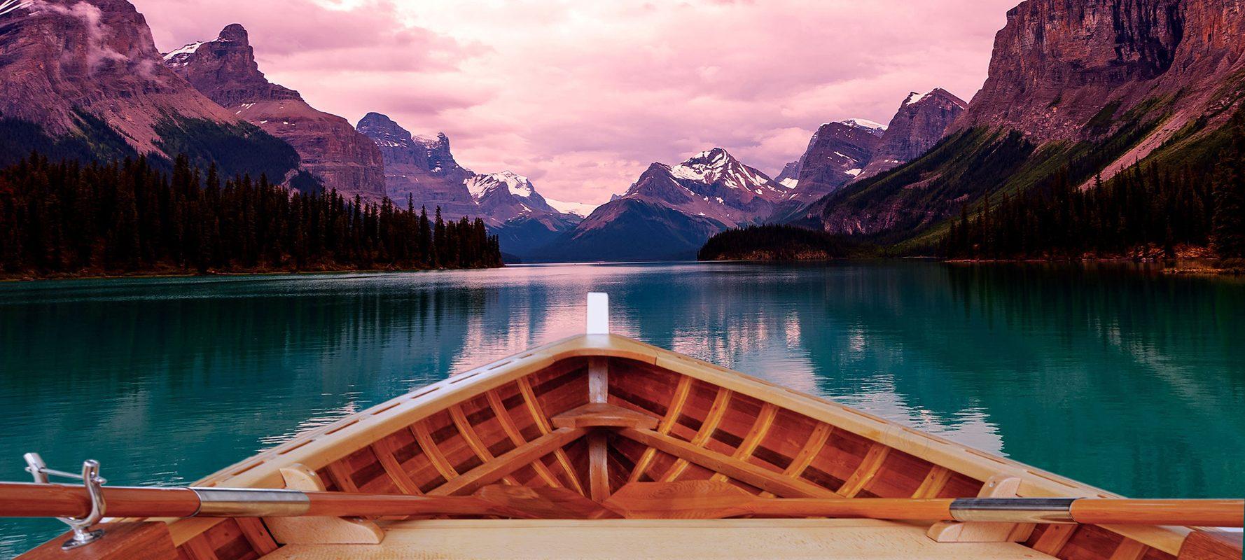 clinker built whitehall row boat